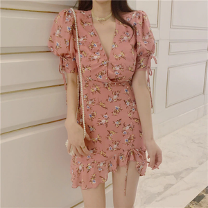 """MARY"" FLORAL DRESS"