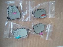 "Load image into Gallery viewer, ""PUSHEEN'S DINNER"" PINS"