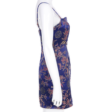 "Load image into Gallery viewer, ""EXOTIC BLUE"" DRESS"