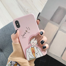 "Load image into Gallery viewer, ""TRENDY PINK"" IPHONE CASE (2 DESIGNS)"