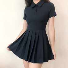 "Load image into Gallery viewer, ""SUBTLE SCHOOLGIRL"" DRESS"