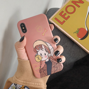 """TRENDY PINK"" IPHONE CASE (2 DESIGNS)"