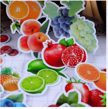 "Load image into Gallery viewer, ""FRUITS OF LIFE"" STICKERS"