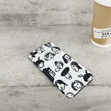 "Load image into Gallery viewer, ""EVERYONE'S FACES"" IPHONE CASE"
