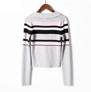 """LICORICE"" CROPPED LONG SLEEVE"