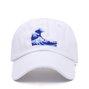 """THE GREAT WAVE"" HAT (2 COLORS)"