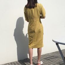"Load image into Gallery viewer, ""SUNSHINE"" DRESS"