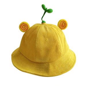 """FOREST KID"" BUCKET HAT (4 COLORS)"