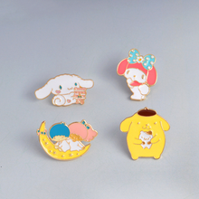 "Load image into Gallery viewer, ""SANRIO FRIENDS"" PINS"