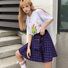 "Load image into Gallery viewer, ""HARAJUKU DOLL"" SKIRT (3 COLOR)"