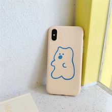"Load image into Gallery viewer, ""HONEY BEAR"" IPHONE CASE"