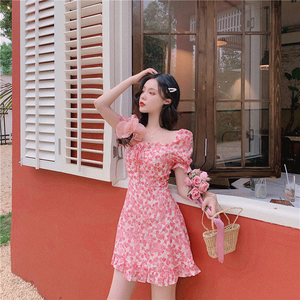 """PETALS OF LOVE"" DRESS"
