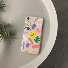"Load image into Gallery viewer, ""HAPPY THINGS"" IPHONE CASE (2 DESIGNS)"