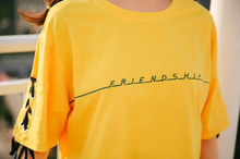 "Load image into Gallery viewer, ""FRIENDSHIP"" SHIRT"