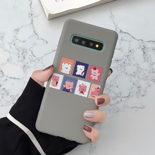 "Load image into Gallery viewer, ""BEAR COMMUNITY"" SAMSUNG CASE (2 COLORS)"