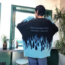 "Load image into Gallery viewer, ""GOD'S MIRROR"" SWEATER"