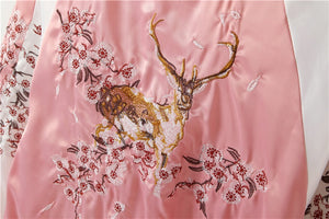 """SAKURA DEER"" SUKAJAN (2 COLORS)"