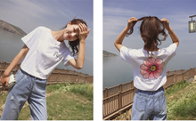 "Load image into Gallery viewer, ""FUN FLOWERS"" SHIRT (2 COLORS)"