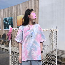 "Load image into Gallery viewer, ""TIE DYE DREAMS"" SHIRT (2 COLORS)"