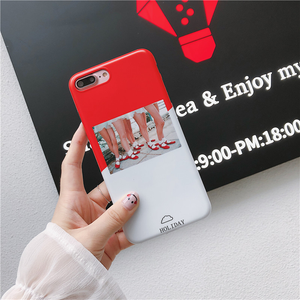 """HOLIDAY GIRLS"" IPHONE CASE"