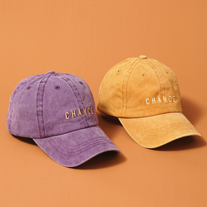 """CHANCE"" HAT (9 COLORS)"