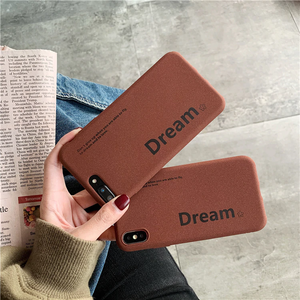 """DREAM"" IPHONE CASE"