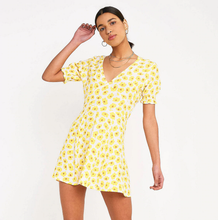 "Load image into Gallery viewer, ""YELLOW SPRING"" DRESS"