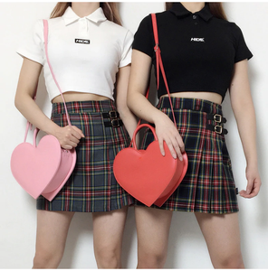 """HIDE"" COLLAR CROP TOP (5 COLORS)"