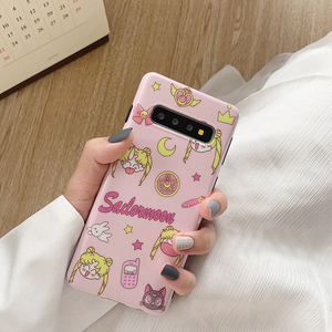SAILOR MOON COLLAGE SAMSUNG PHONE CASE (2 DESIGNS)
