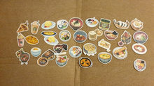 "Load image into Gallery viewer, ""MEALTIME"" STICKERS"