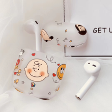 "Load image into Gallery viewer, ""CHARLIE BROWN"" AIRPODS CASE"