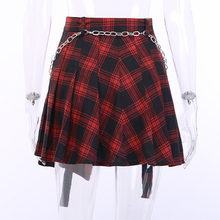 "Load image into Gallery viewer, ""CHRISTINA"" SKIRT"