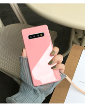 "Load image into Gallery viewer, ""CANDY BLOCK"" SAMSUNG PHONE CASE (3 COLORS)"
