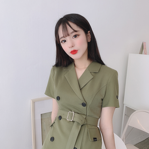 """ARMY WINTER"" DRESS"