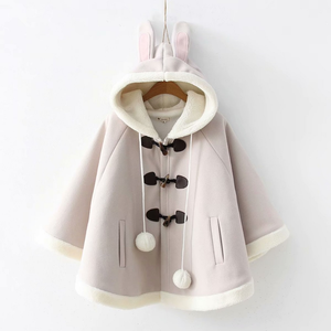 """LITTLE BUNNY"" HOODIE (3 COLORS)"
