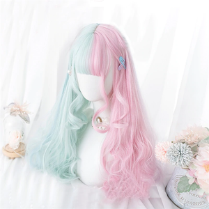 """ALICE'S COTTON CANDY"" WIG"