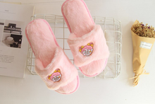 "Load image into Gallery viewer, ""TRENDY GAL"" SLIPPERS"
