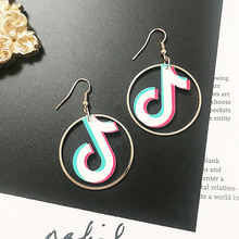 "Load image into Gallery viewer, ""TIKTOK STAR"" EARRINGS (3 DESIGNS)"