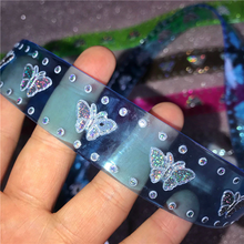 "Load image into Gallery viewer, ""BUTTERFLY BABE"" BELT (5 COLORS)"