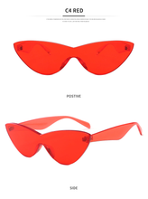 "Load image into Gallery viewer, ""CYBER LOVE"" GLASSES (7 COLORS)"