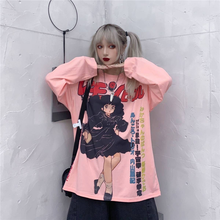 "Load image into Gallery viewer, ""SCHOOL GIRL"" SWEATER (2 COLORS)"