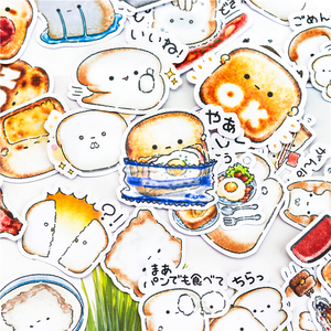 """BREAD FRIENDS"" STICKERS"