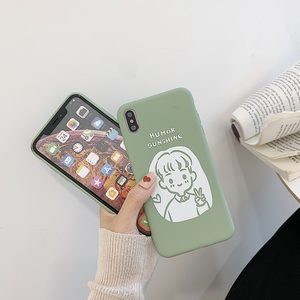 """POSITIVE WORDS"" IPHONE CASE (2 DESIGNS)"