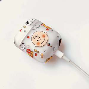 """CHARLIE BROWN"" AIRPODS CASE"