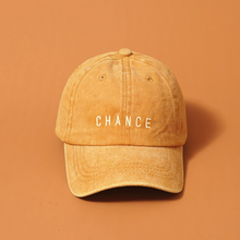 "Load image into Gallery viewer, ""CHANCE"" HAT (9 COLORS)"