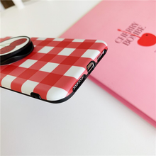 "Load image into Gallery viewer, ""CHERRY PICNIC"" IPHONE CASE"