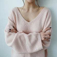 "Load image into Gallery viewer, ""MALA"" SWEATER (3 COLORS)"