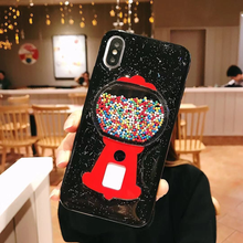 Load image into Gallery viewer, 3D GUMBALL IPHONE CASE (2 COLORS)