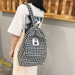 """PICNIC GIRL"" BACKPACK (4 COLORS)"