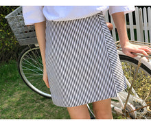 Load image into Gallery viewer, 'LIL STRIPED SKIRT